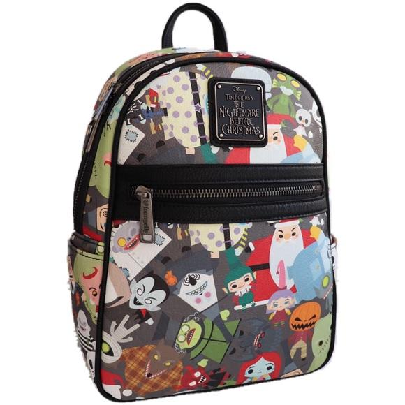 903c4069c5f The Nightmare Before Christmas Mini Backpack